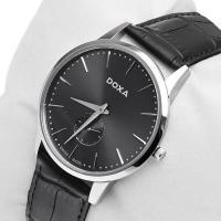 Zegarek męski Doxa slim line 105.10.101.01 - duże 8
