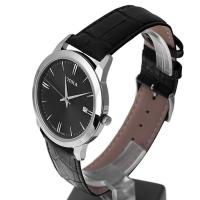 Doxa 106.10.101.01 męski zegarek Slim Line pasek