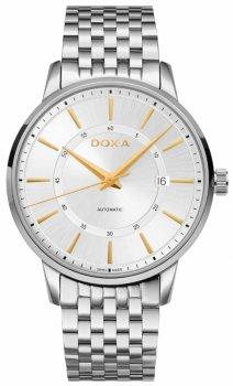 Doxa 107.10.021Y.10 - zegarek męski