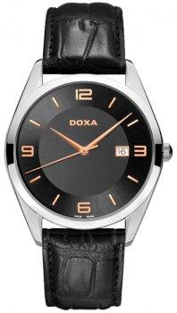 Doxa 121.10.103R.01 - zegarek męski