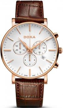 Doxa 172.90.011.02 - zegarek męski