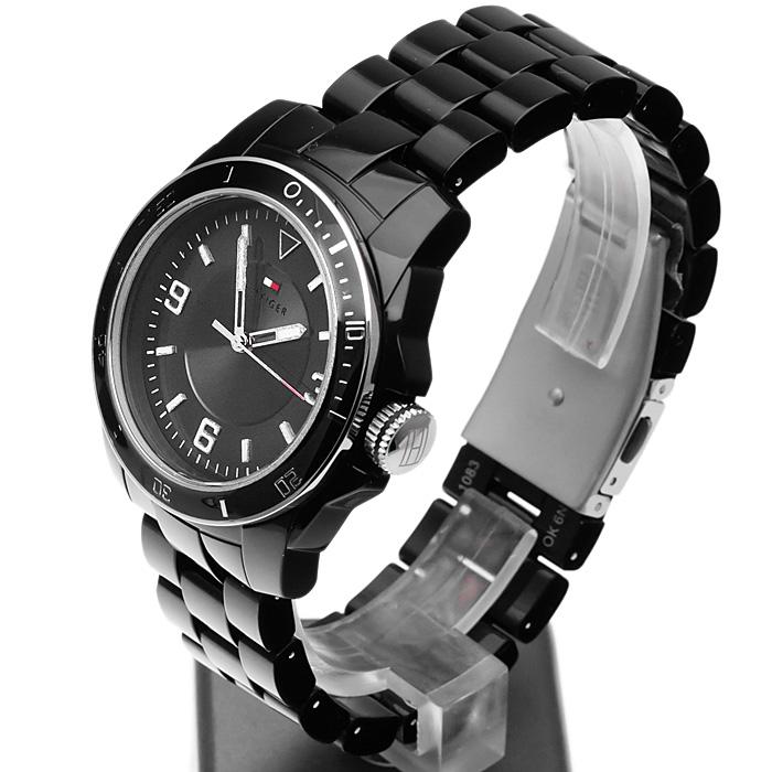 Tommy Hilfiger 1781201 Damskie fashion/modowy zegarek czarny