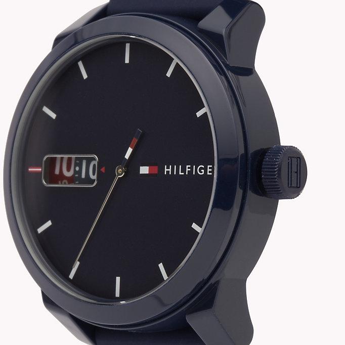 Tommy Hilfiger 1791381 męski zegarek Męskie pasek