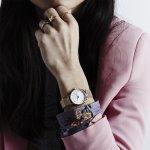 Rosefield 26WR-265 zegarek damski fashion/modowy The Small Edit bransoleta