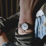 zegarek Rosefield 26WR-265 różowe złoto The Small Edit