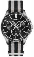 Zegarek męski Doxa  trofeo 287.10.101.60 - duże 1
