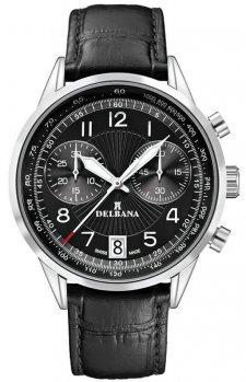 Delbana 41601.672.6.034 - zegarek męski