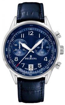 Delbana 41601.672.6.044 - zegarek męski