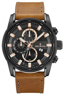Delbana 44601.662.6.039 - zegarek męski