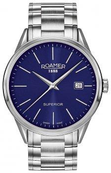 Roamer 508833 41 45 50 - zegarek męski