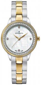 Delbana 52711.619.1.515 - zegarek damski