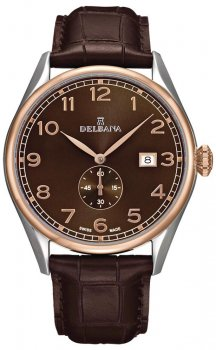 Delbana 53601.682.6.102 - zegarek męski