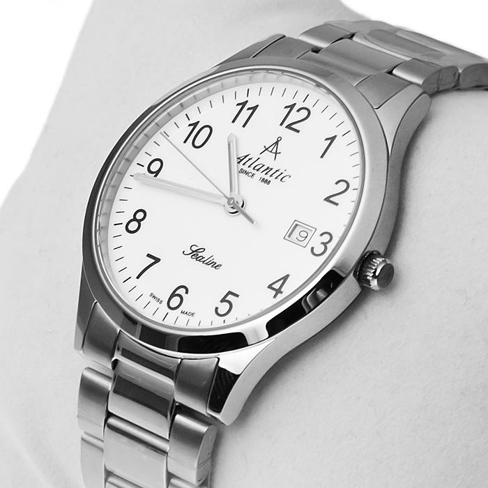 Atlantic 62346.41.13 Sealine zegarek męski klasyczny szafirowe