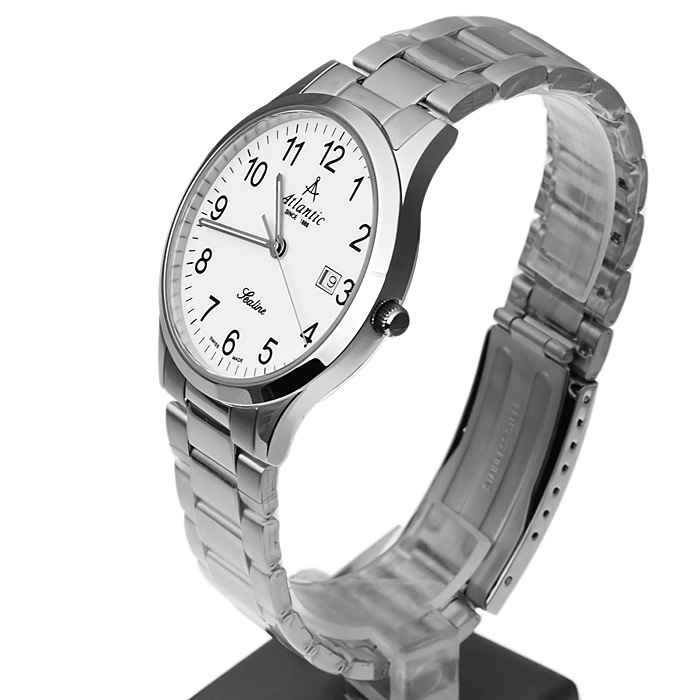 Atlantic 62346.41.13 Sealine klasyczny zegarek srebrny