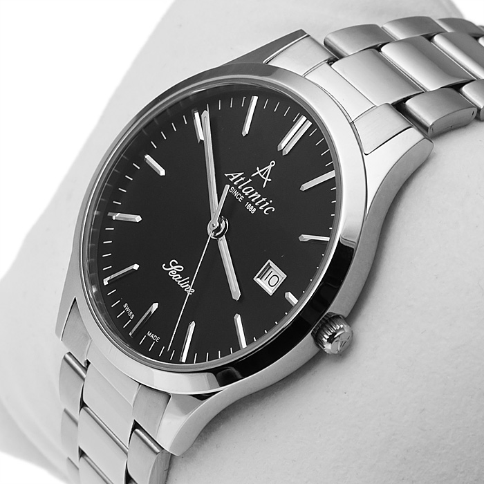 Atlantic 62346.41.61 Sealine zegarek męski klasyczny szafirowe
