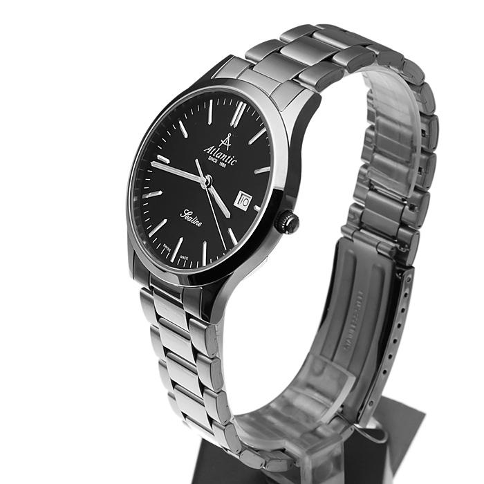 Atlantic 62346.41.61 Sealine klasyczny zegarek srebrny