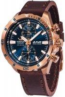 Zegarek męski Vostok Europe  almaz 6S11-320B262 - duże 1