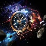 Zegarek męski Vostok Europe  almaz 6S11-320B262 - duże 6