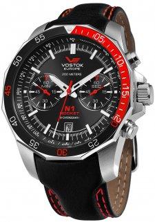 Vostok Europe 6S21-2255295 - zegarek męski