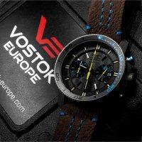 zegarek Vostok Europe 6S21-546H514 Ekranoplan Titan Chrono męski z chronograf Ekranoplan