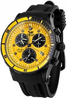 Vostok Europe 6S30-5104185 - zegarek męski