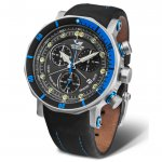 Vostok Europe 6S30-6205213 Lunokhod Lunokhod-2 Chrono zegarek męski sportowy mineralne utwardzane