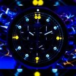 Vostok Europe 6S30-6205213 Lunokhod-2 Chrono Lunokhod sportowy zegarek srebrny