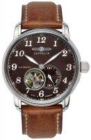 Zegarek męski Zeppelin 7666-4 - duże 1
