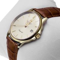 Atlantic 95341.65.31 Seagold zegarek męski klasyczny szafirowe