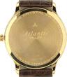 Zegarek męski Atlantic seagold 95343.65.21 - duże 4