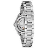 zegarek Bulova 96P181 srebrny Diamond