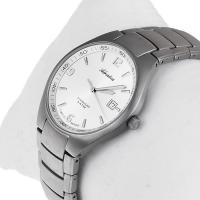 Adriatica A1069.4153Q zegarek szary klasyczny Bransoleta bransoleta