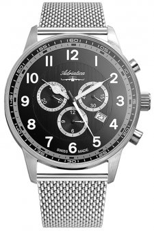 Adriatica A1076.5124CHXL - zegarek męski