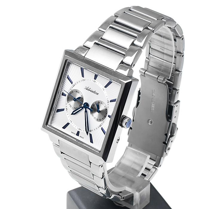 Adriatica A1106.51B3QF męski zegarek Bransoleta bransoleta