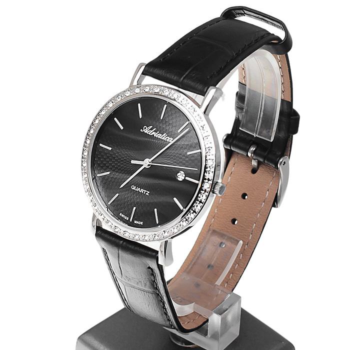 Adriatica A1220.5214QZ damski zegarek Pasek pasek