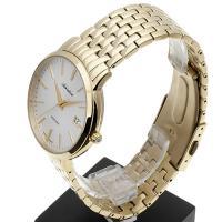 Adriatica A1243.1113QS Bransoleta klasyczny zegarek złoty