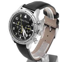 zegarek Nautica A16577G męski z chronograf Pasek