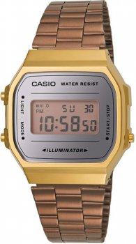 Casio A168WECM-5EF - zegarek damski