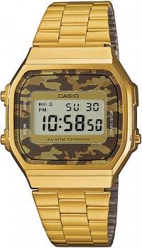 Casio A168WEGC-5EF - zegarek męski