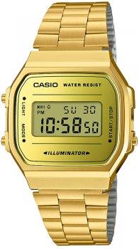 Casio A168WEGM-9EF - zegarek męski