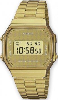 Casio A168WG-9BWEF - zegarek męski