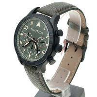 zegarek Nautica A18684G męski z chronograf Pasek