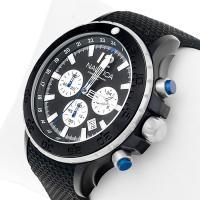 Zegarek męski Nautica pasek A22625G - duże 4