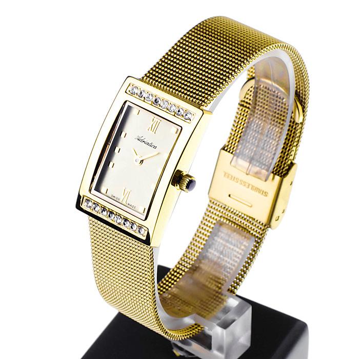 Adriatica A3441.1181QZ damski zegarek Bransoleta bransoleta