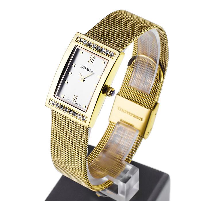 Adriatica A3441.1183QZ damski zegarek Bransoleta bransoleta
