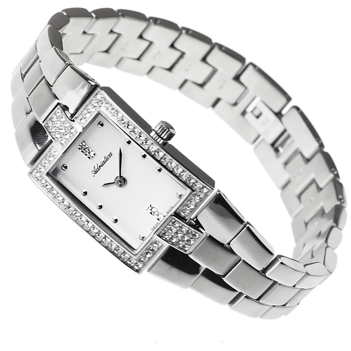 zegarek Adriatica A3524.5143Q srebrny Bransoleta