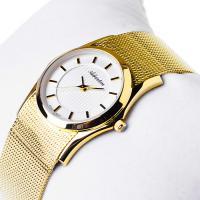 Adriatica A3548.1113Q zegarek złoty klasyczny Bransoleta bransoleta
