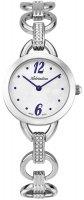 Zegarek damski Adriatica  bransoleta A3622.51B3QZ - duże 1