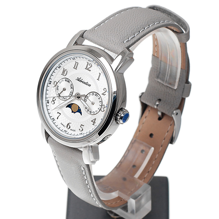 Adriatica A3677.5223QF damski zegarek Pasek pasek