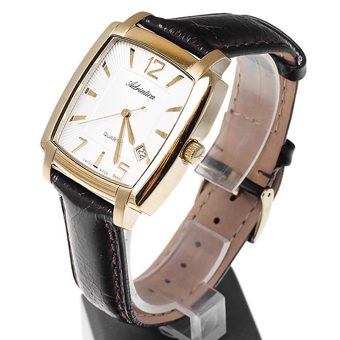 Adriatica A8120.1253Q męski zegarek Pasek pasek